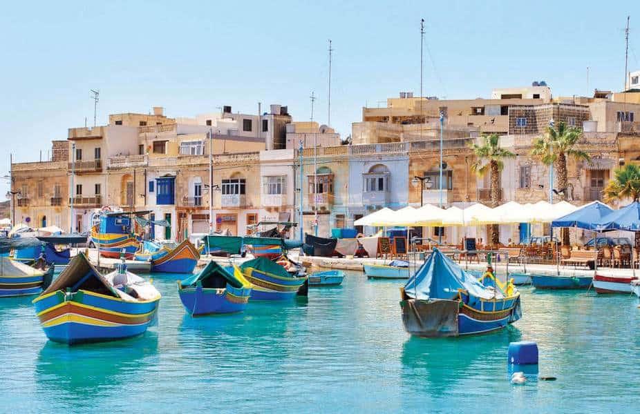 Пейзажи Мальты