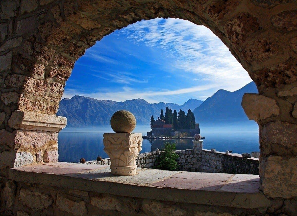Черногория летом