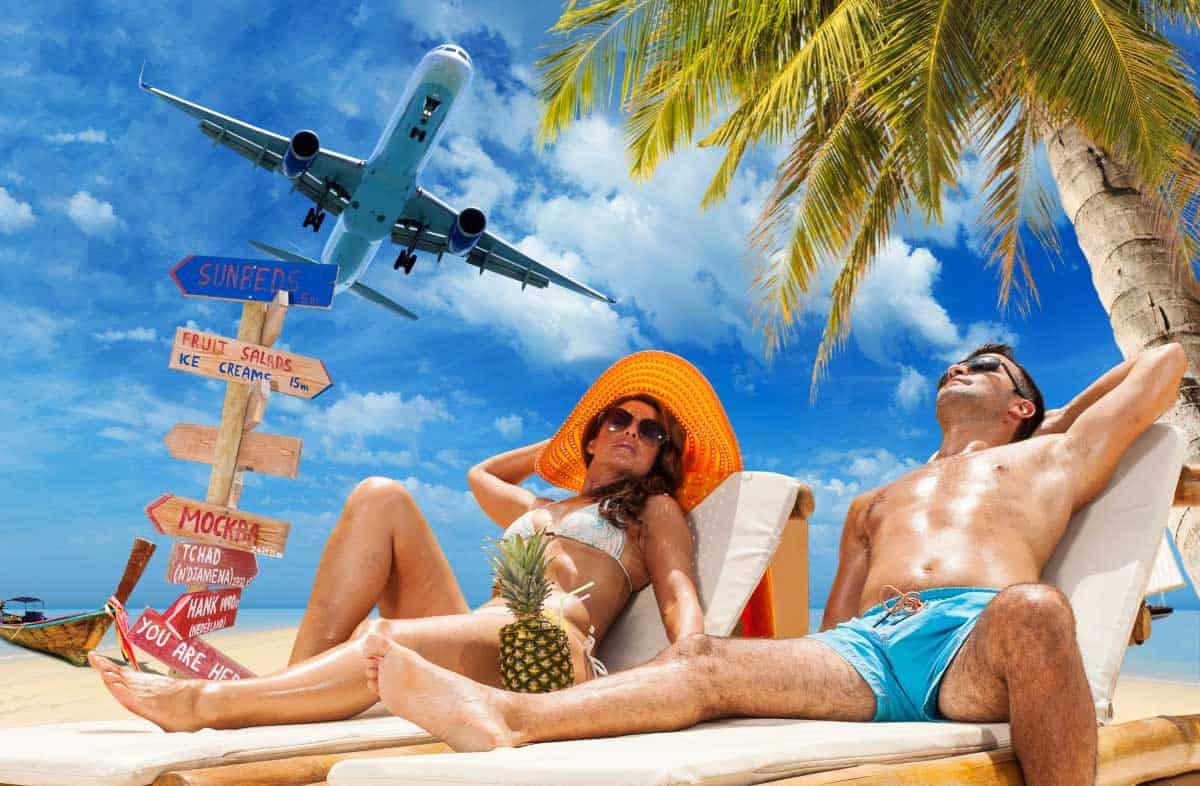 Недорогой пляжный отдых в августе