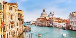 Венеция - гранд канал