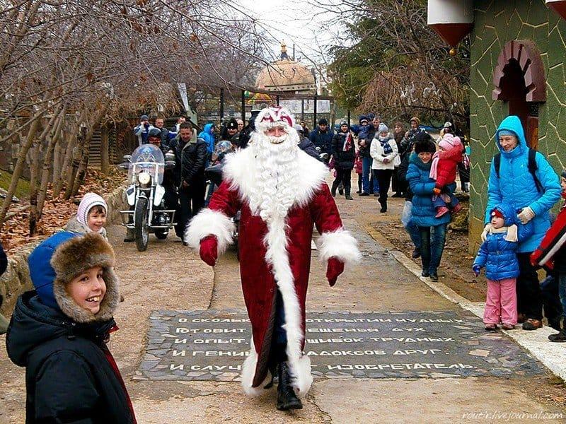Крымский Дед Мороз