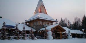 Санта деревня
