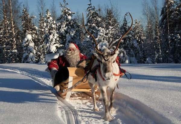 Уральская резиденция Деда Мороза