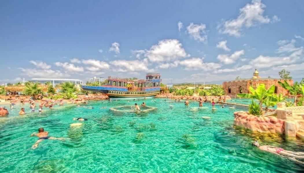 Sealanya Seapark & Dolphinpark