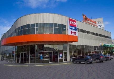 """Торговый центр """"Апельсин"""" в Севастополе"""