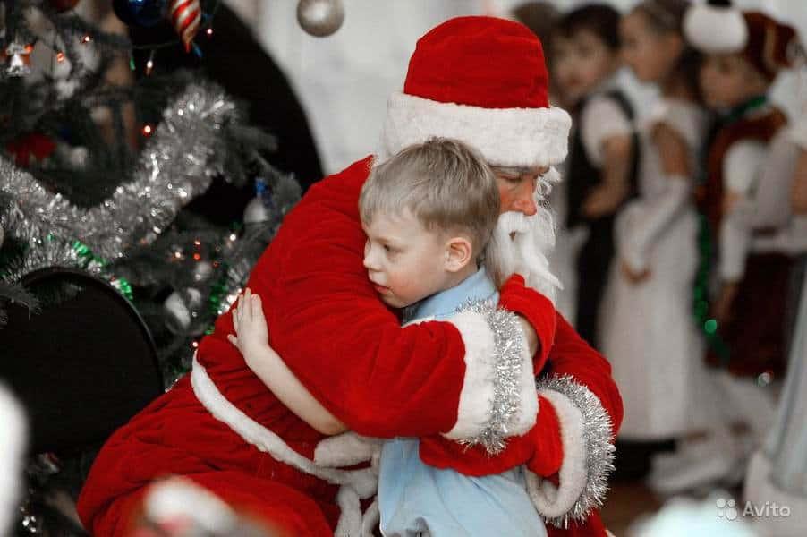 Дед Мороз в Кемерово