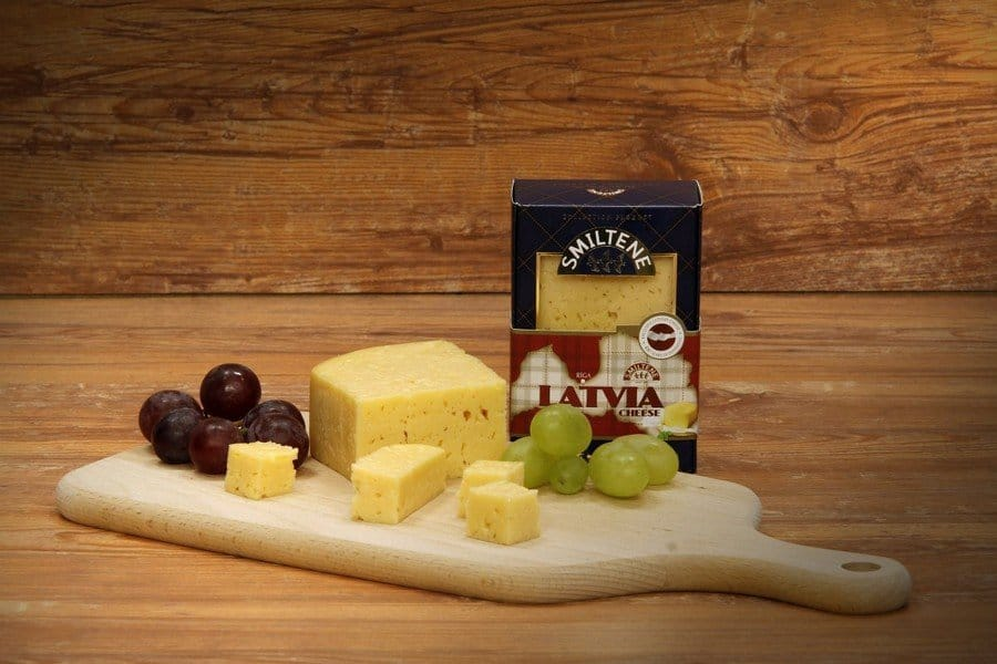 Латвийский сыр