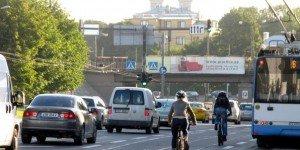 Дорожное движение в Таллине