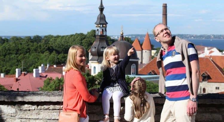 Отдых с детьми в Эстонии