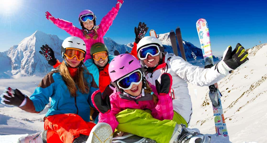 Одежда для горнолыжного курорта