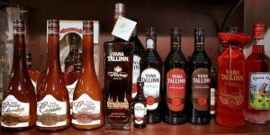 Эстонские напитки