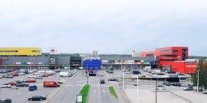 Торговый центр Järve Keskus