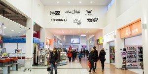 """Торговый центр Таллина """"Norde Centrum"""""""
