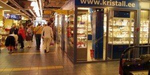 """Торговый центр Таллина """"Sadamarket"""""""