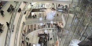 Торговый центр Таллина