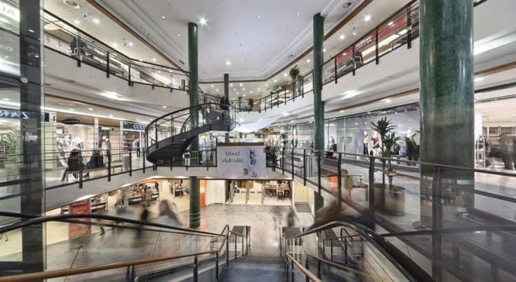 Торговые центры Таллина