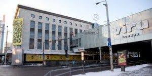 "Торговый центр Таллина ""Tallinna Kaubamaja"""