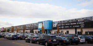 "Торговый центр Таллина ""Rocca al Mare"""