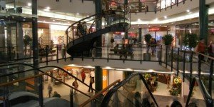 "Торговый центр Таллина ""Viru Keskus"""