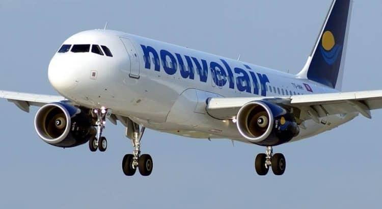 Самолет nouvelair