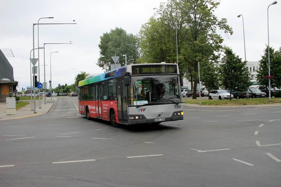 Автобус в центр города