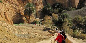 Горы Тунис