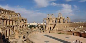 Колизей в Тунисе