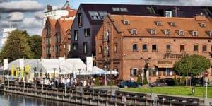 Клайпеда - старый город