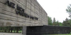 Мемориал в Саласпилсе