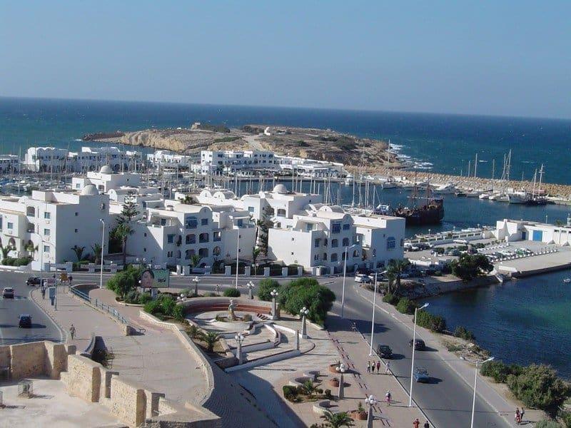 Порт Монастир Марина