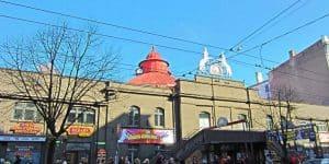 Здание Рижского цирка