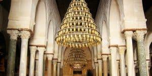 Великая мечеть Кайруана и мечеть Сиди Окба