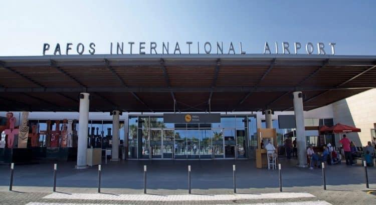 Как добраться из Аэропорта Пафоса