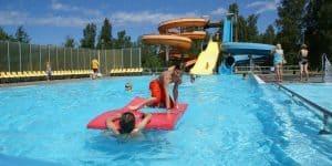 Пляжный аквапарк Вентспилса