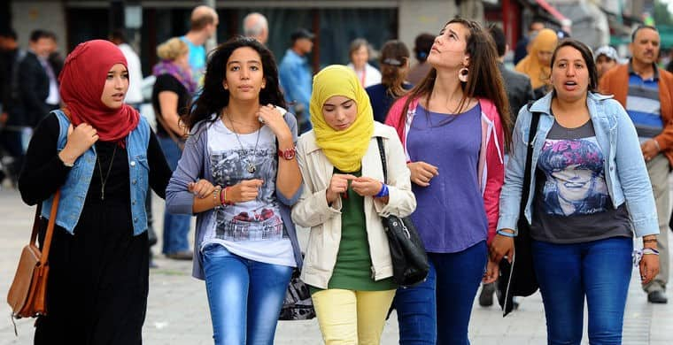 Как одеваться в Тунисе