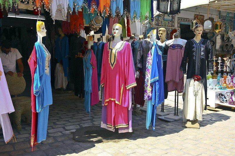 Одежда Туниса
