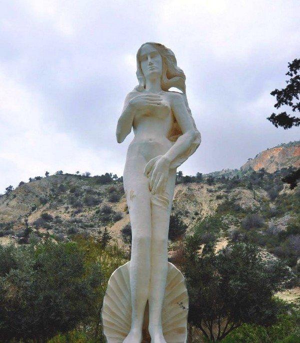 Статуя Афродиты