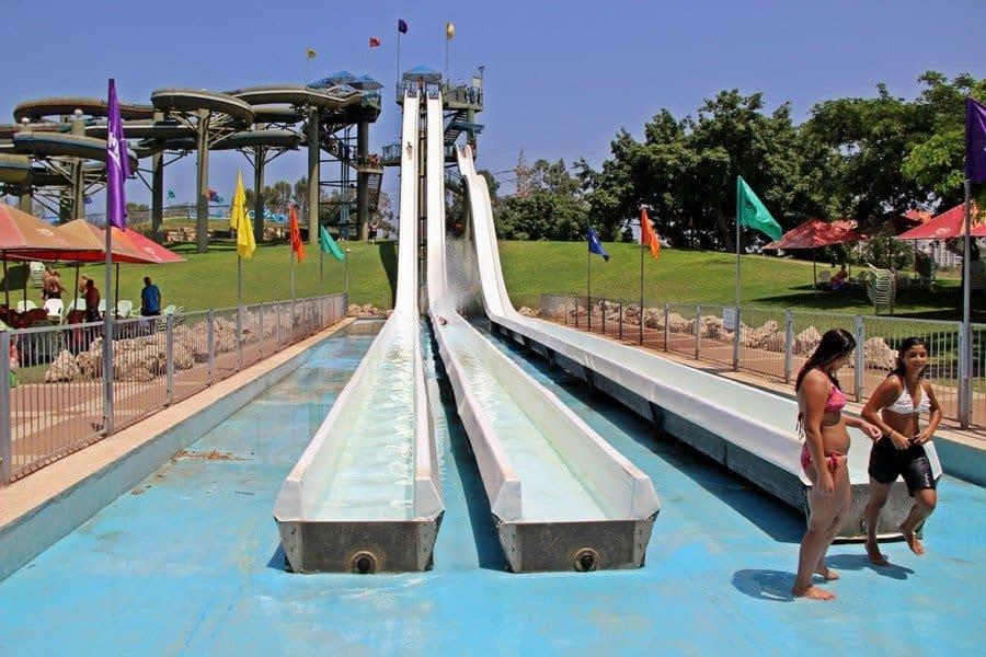 Аквапарк в Тель-Авиве