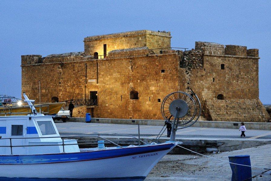 Пафоская крепость