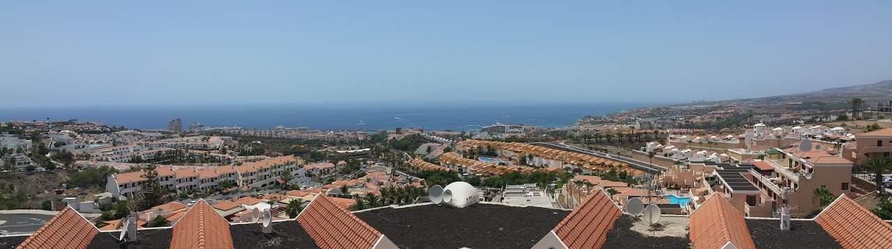 Панорама Адехе