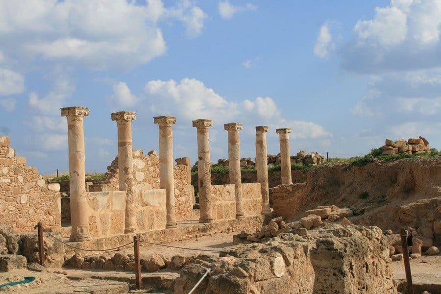 Като в Пафосе