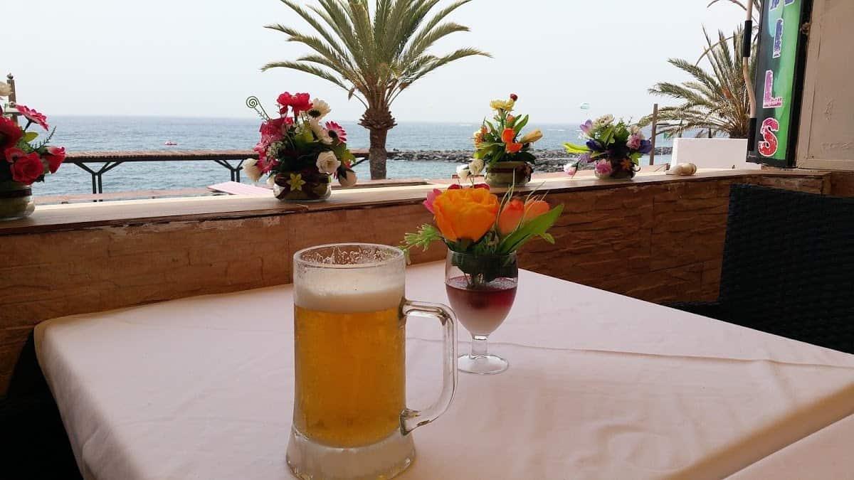 Пиво за 1 евро на пляжах Тенерифе