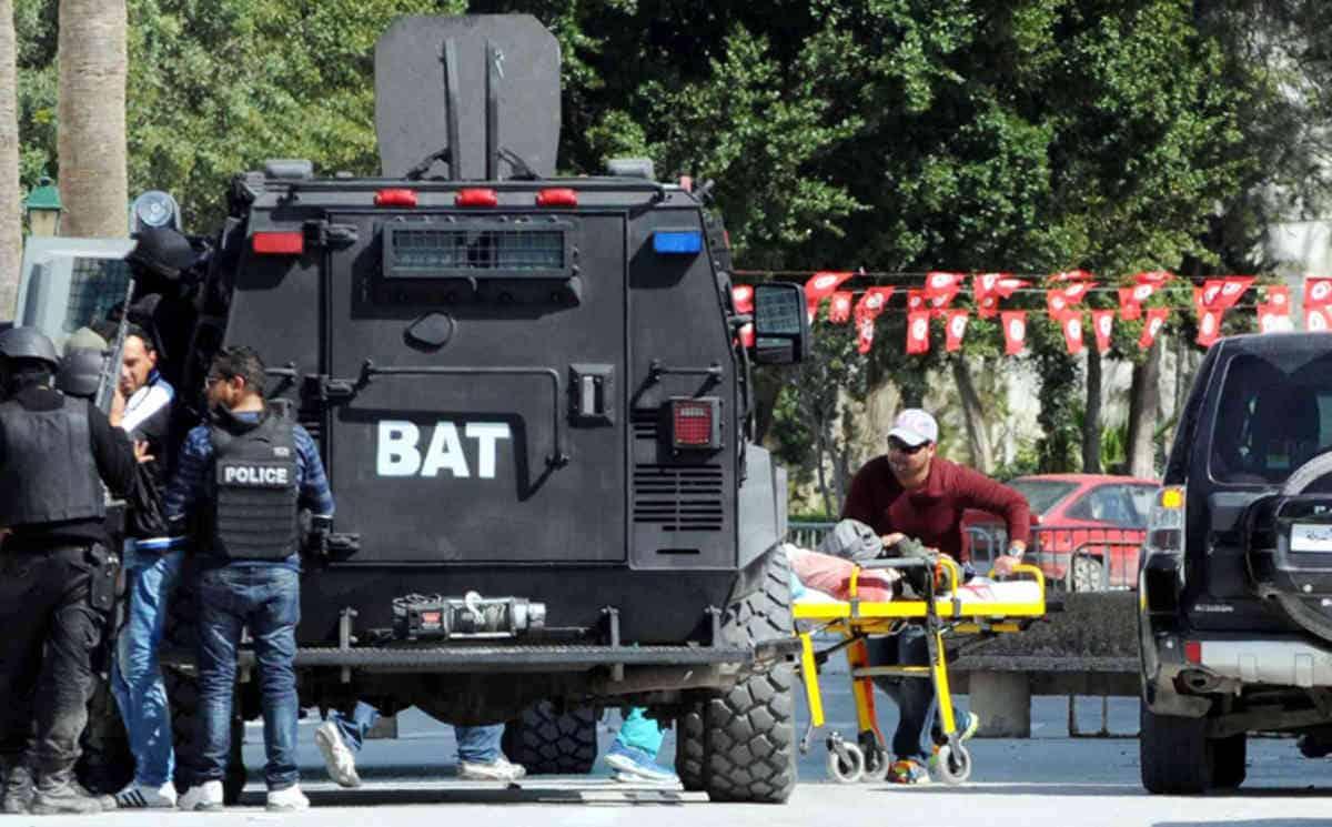 Теракт в музее Бардо (Тунис)