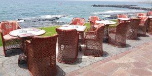 Ресторанчики на пляже Эль Бобо