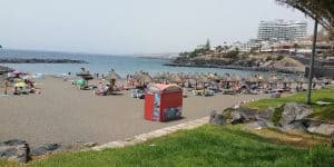Соседний с Эль Бобо пляж