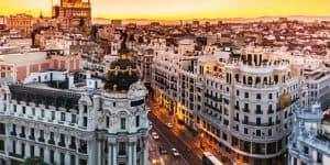 Мадрид за один день