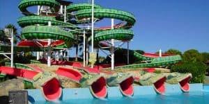 """Аквапарк """"Aqualand Mallorca"""""""