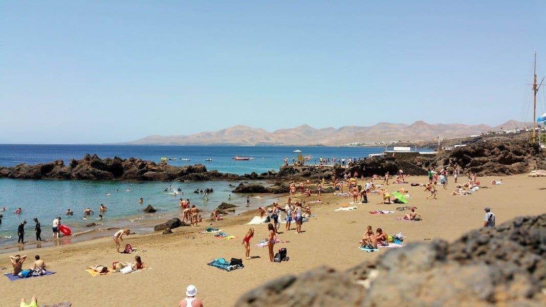 Pila de la Barrilla Beach
