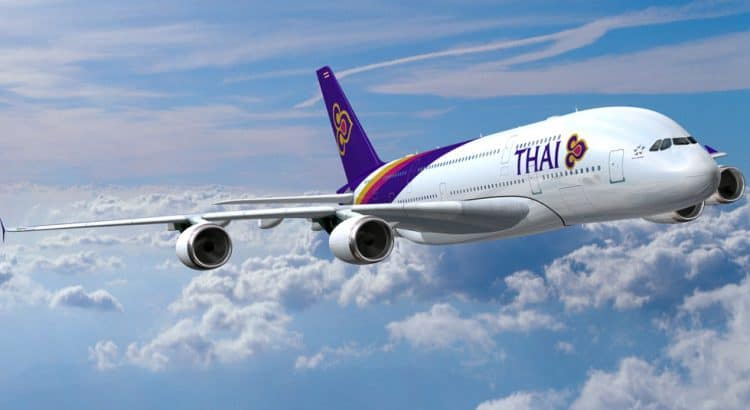 В Тайланд с ThaiAirways