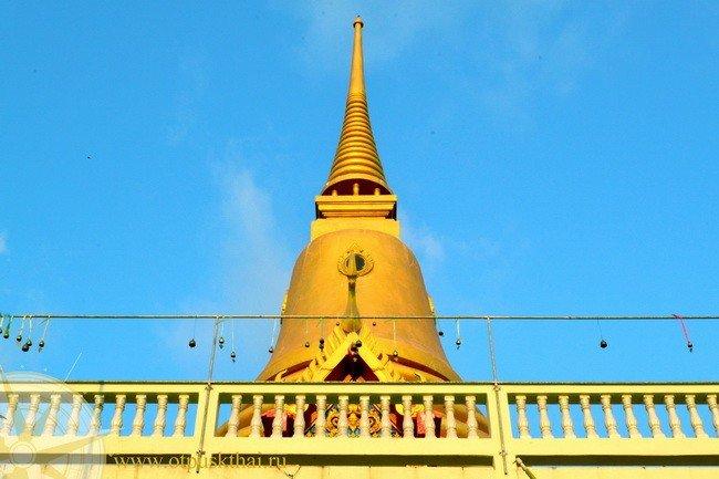 Буддийская ступа и пагода на Чавенге